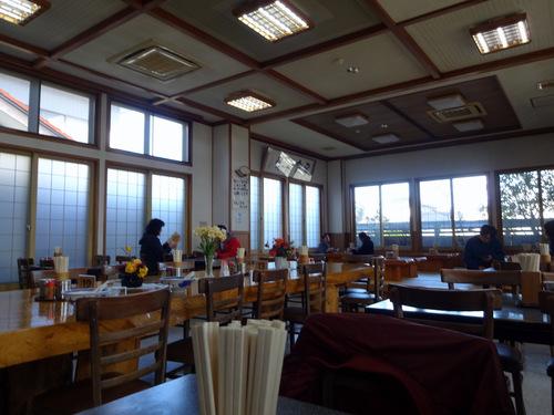 いろは食堂@羽前大山 (12)中華そば630もりそば600.JPG