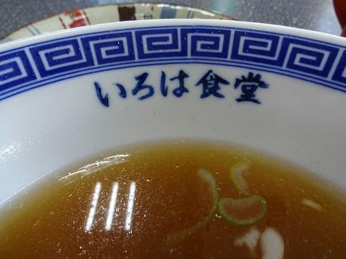 いろは食堂@羽前大山 (28)中華そば630もりそば600.JPG