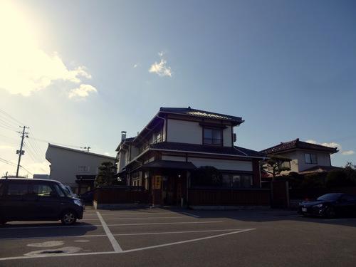 いろは食堂@羽前大山 (29)中華そば630もりそば600.JPG