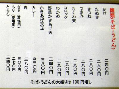 ランチハウス@新馬場(2)カレーそば430ちくわ天50.JPG