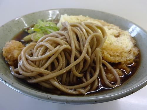 天勇@旭川 (8)天ぷらそば350.JPG