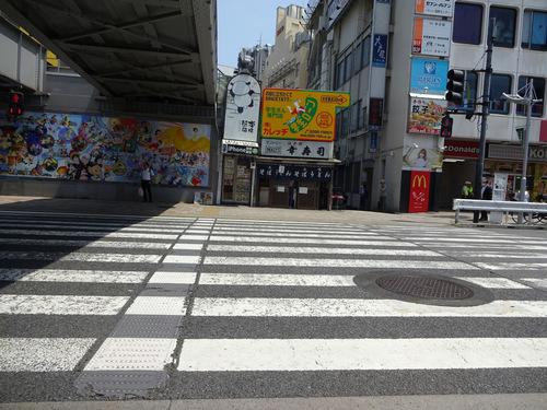 幸寿司(吉田屋そば店)@高田馬場 (1)たぬきそば390味付玉子70.JPG