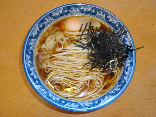 株式会社出羽@山形県酒田市 (7)荒挽き蕎麦.JPG