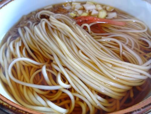 西村製麺@茨城県 (9)雅の常陸秋そば.JPG