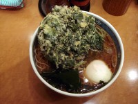 月見+春菊 320+130円