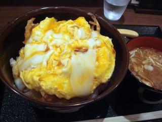 掻玉丼 750円