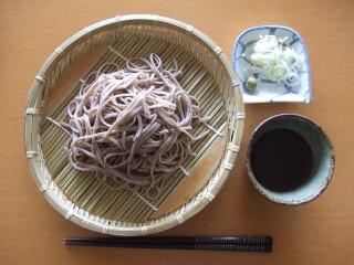 東京かじの 蕎麦湯の取れる十割そば