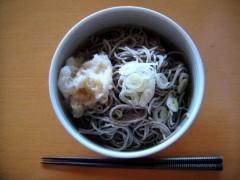 石丸製麺 本そば(山芋入り) 冷しおろし.JPG