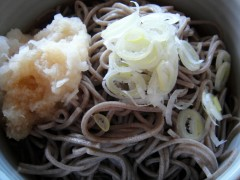 石丸製麺 本そば(山芋入り) 冷しおろし (2).JPG