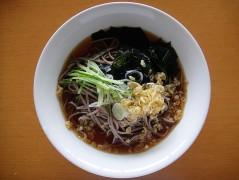 東京かじの十割乾麺、にんべんつゆ.JPG