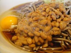 みうら食品やまいもそば+創味 冷やし納豆 (2).JPG