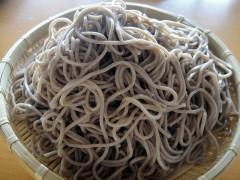 小川製麺所@山形市 山形のとびきりそば やまいも入 乾麺 (3).JPG