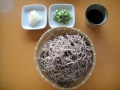 小川製麺所@山形市 山形のとびきりそば やまいも入 乾麺 (4).JPG