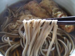 東京かじの 蕎麦湯の取れる十割そば 温ちくわ天 (2).JPG
