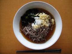 東京かじの蕎麦湯十割、にんべんつゆ.JPG