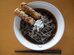 冷やしちくわ天 みうら食品 やまいもそば+創味つゆ.JPG