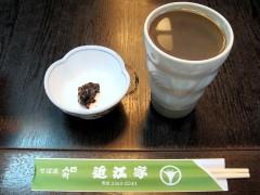 百人町近江家@新大久保 (15) 草笛/蕎麦湯割り 500円.JPG