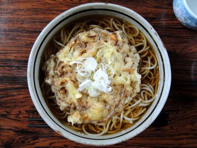 20110504 食事処いずみ@甲斐大泉パノラマの湯 (7) 天ぷらそば500.jpg