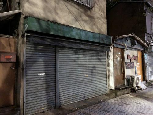20181028一休@芝浦 (3)閉店.jpg