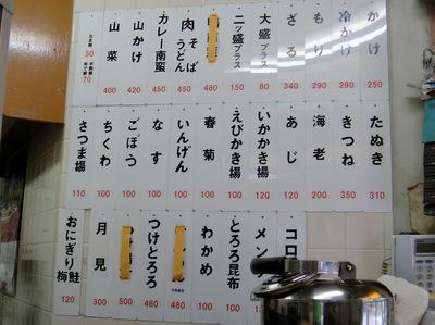 うさぎや@新橋 冷やかけ290春菊天100(2).JPG
