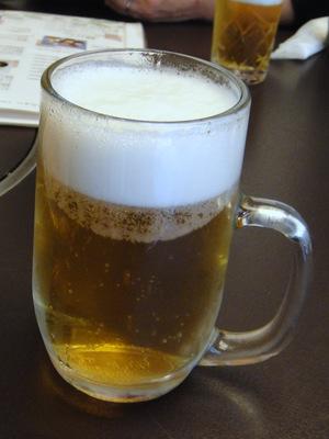 うちくら@YRP野比(15)生ビール中ジョッキ600.JPG