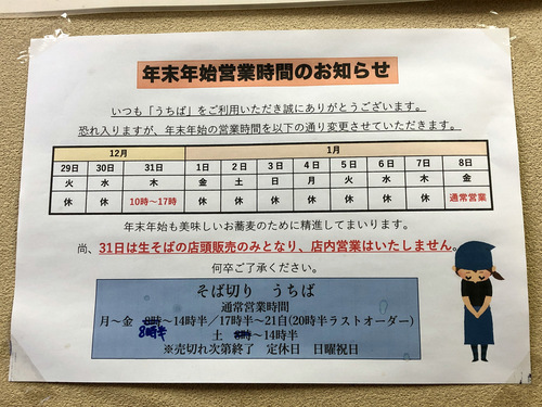 うちば@品川シーサイド (3)玉子とじそば530.jpg