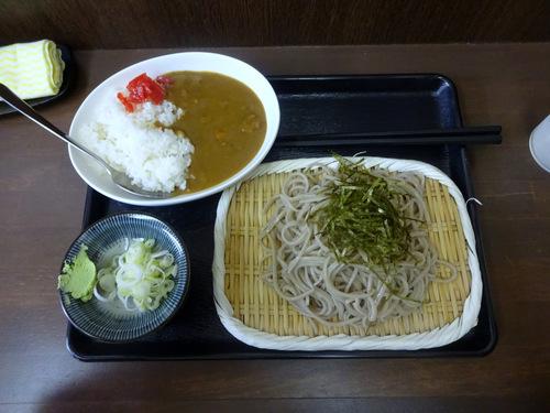 うちば@品川シーサイド (6)ミニカレーセット600.JPG