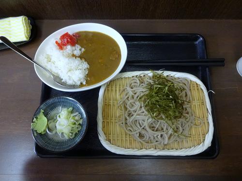 うちば@品川シーサイド (7)ミニカレーセット600.JPG