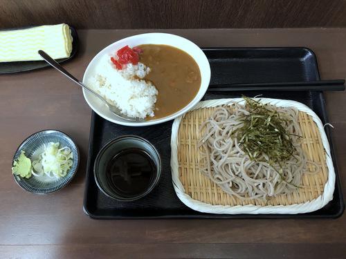 うちば@品川シーサイド (8)ミニカレーセット600.JPG