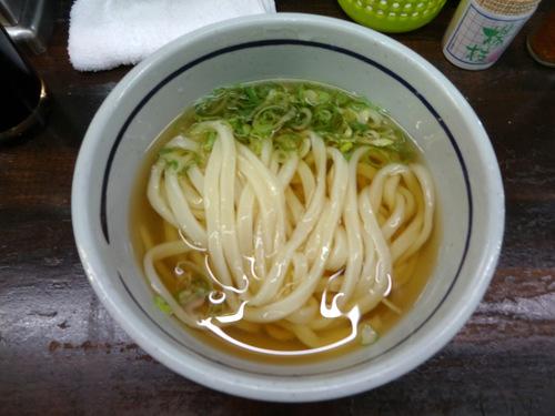 おにやんま@青物横丁 (5)冷やかけ並330ニラ饅頭170.JPG