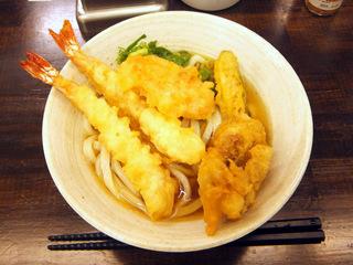 おにやんま@青物横丁(4)冷「並盛」特上天ぷらぶっかけ510.JPG