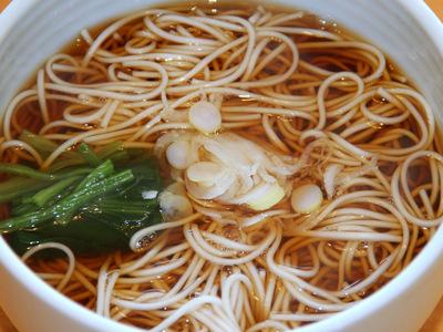 おびなた@長野県(5)蕎麦通の更科八割.JPG