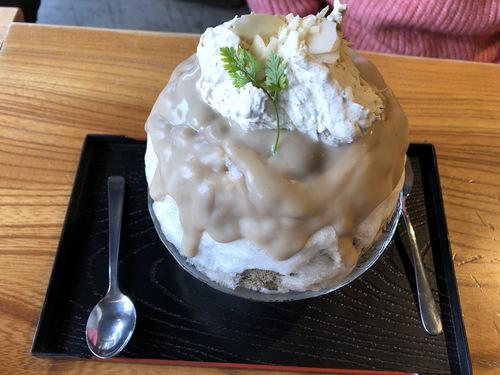 かんな@三軒茶屋 (24)手打ち二八蕎麦ランチ800じゃぽマロン1400Rosa1500.jpg
