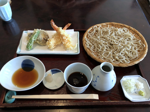 しのはら@大森 (7)天ぷら笊1750.jpg