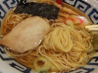 そば新@京急蒲田(5)煮干しラーメン380.JPG