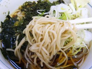 ちどり@鮫洲(3)ミニかき揚げ丼セット冷そば600.JPG