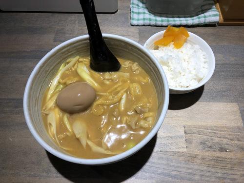 でら打ち@大森 (6)カレーうどん790半熟煮玉子210半ライス150.jpg