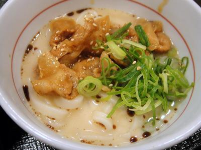 なか卯@大井町 (3) 和風牛丼大盛小とんこつうどん640円.JPG