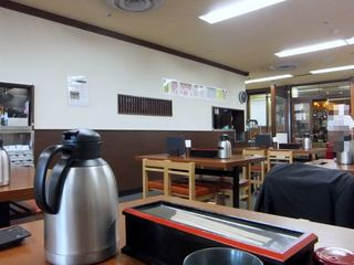 みとう庵@流通センターセンタービル2F店(12)揚げ茄子浸し冷しそば680.JPG