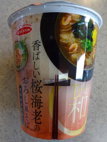 エースコック@大阪府 (3)THE和 香ばしい桜海老のおろし風そば232.JPG