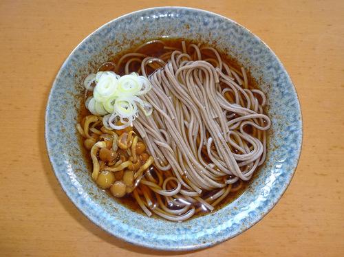 亀山製麺所@山形県寒河江 (8)ふる里のそば慈恩寺.JPG
