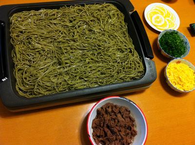五木食品@熊本県(1)瓦そば.JPG