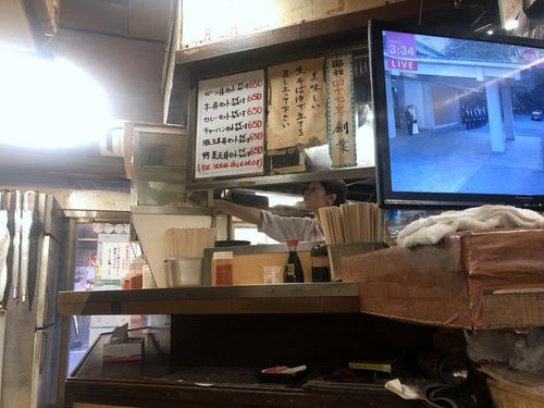 信濃路@蒲田 (6)とまと割り350エビフライ500青汁割り350たぬきそば300.jpg