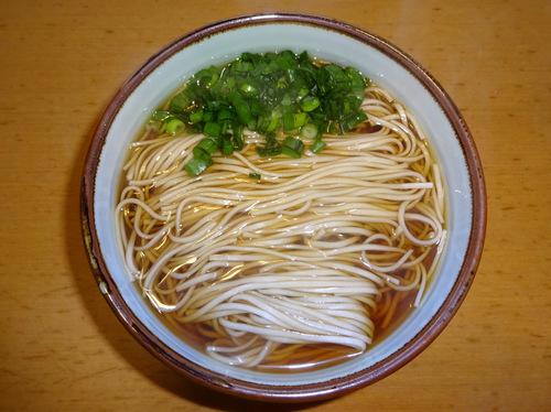 出羽製麺所@酒田 (7)干し出羽そば.JPG