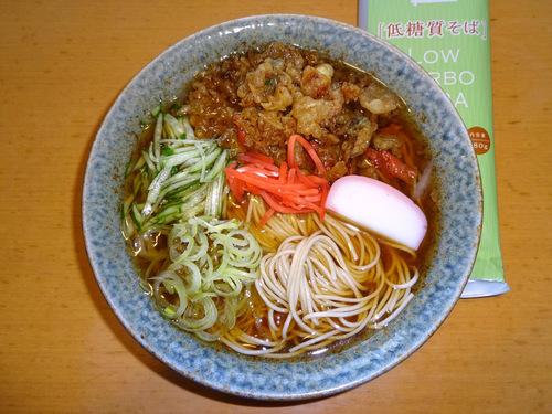 城北麺工@山形県 (7)低糖質そば378.JPG