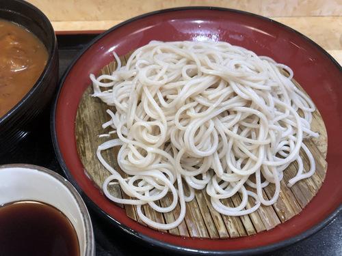 小諸そば東五反田店@五反田 (10)カレー丼セットもりそば560.jpg