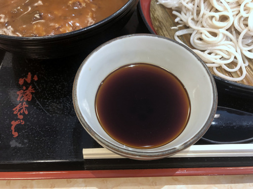 小諸そば東五反田店@五反田 (12)カレー丼セットもりそば560.jpg