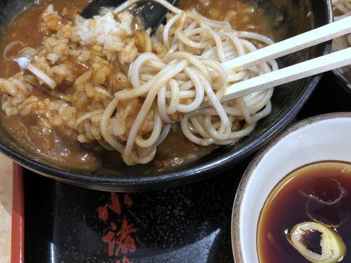 小諸そば東五反田店@五反田 (14)カレー丼セットもりそば560.jpg