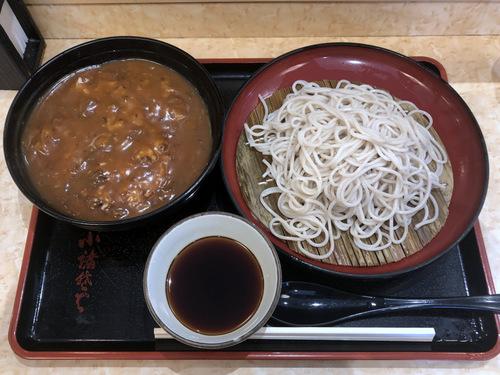 小諸そば東五反田店@五反田 (8)カレー丼セットもりそば560.jpg