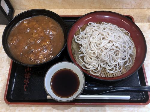 小諸そば東五反田店@五反田 (9)カレー丼セットもりそば560.jpg